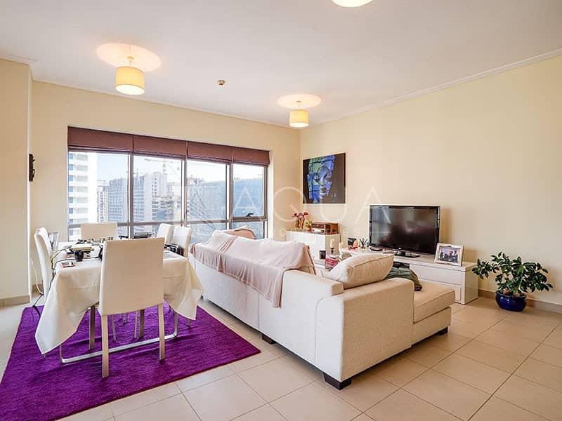 Large 2 Bedroom Layout |  Unfurnished Unit