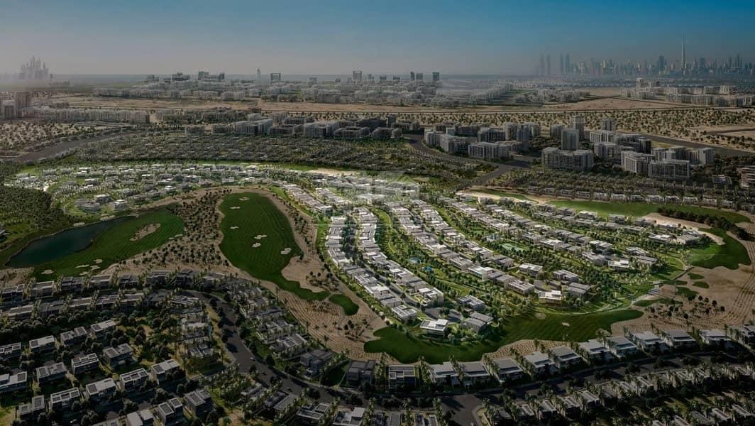 ارض سكنية في إميرالد هيلز دبي هيلز استيت 3366888 درهم - 4730143