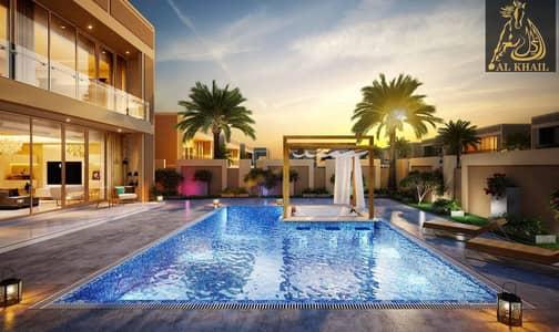 فیلا 6 غرف نوم للبيع في دبي لاند، دبي - SPACIOUS 6 BED MAID DRIVER LANDSCAPE GARDEN