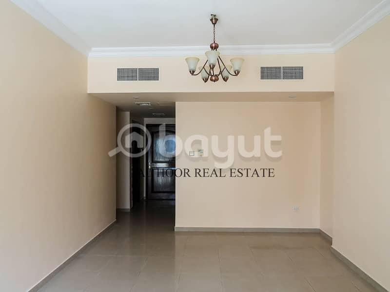 شقة في برج القمر 2 النهدة 3 غرف 550000 درهم - 4690462