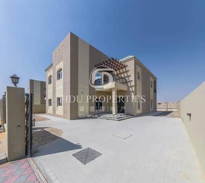 6 Bedroom Villa for Rent in Dubailand, Dubai - Best Deal | 6 Bedroom Villa | Large Plot