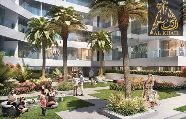 2 SPACIOUS ELEGANT SHOP IN DUBAI HEALTHCARE CITY