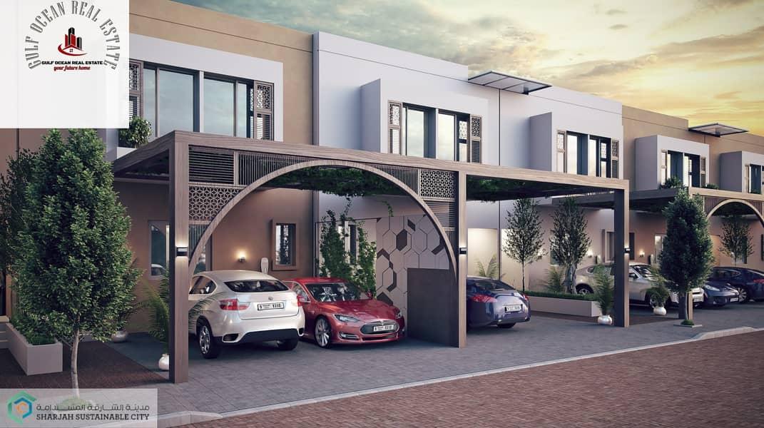 تملك منزل احلامك ب 10درهم فقط  في أول مدينة مستدامة