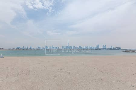 ارض سكنية  للبيع في جميرا، دبي - W/Direct Beach Access | Ready To Build Villa