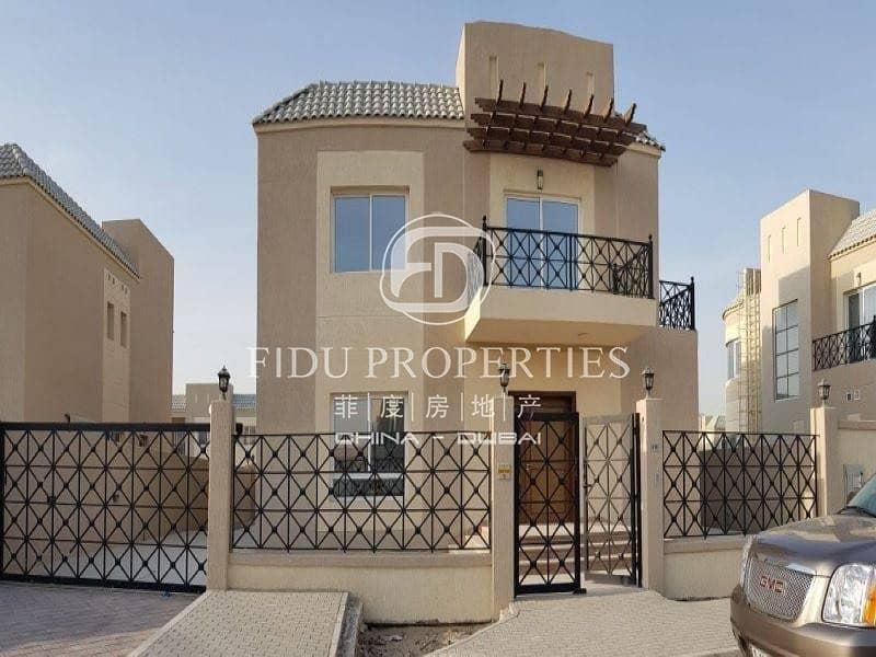 4 Bedroom Villa Plus Maids Room in Living Legends