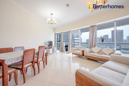 Vacant|2 Bedroom|Saba Tower|Middle Floor.