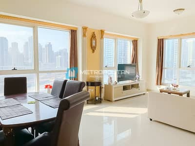 1 Bedroom Apartment for Sale in Jumeirah Lake Towers (JLT), Dubai - Extra Large|Corner Layout w/ Balcony|Marina View