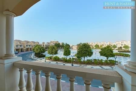 تاون هاوس 2 غرفة نوم للبيع في قرية الحمراء، رأس الخيمة - Exclusive - Quiet Street - Around the Pool - Walk to Beach!