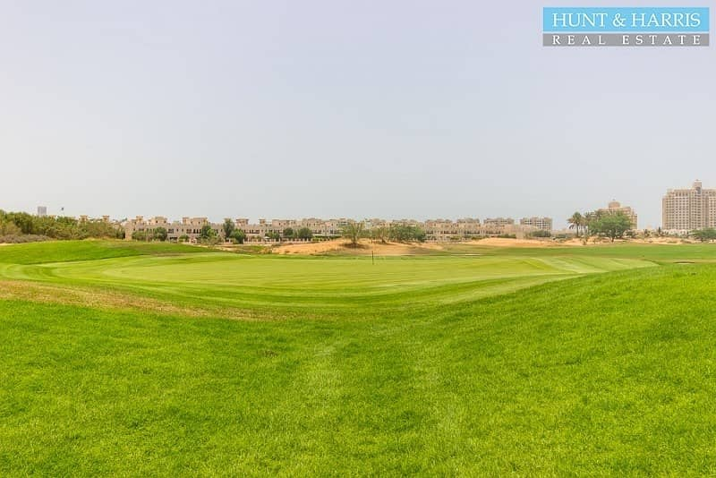 13 Larger Plot Size - Golf Course Views - Ideal Family Living