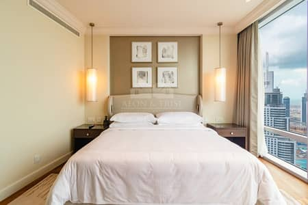 1 Bedroom Apartment for Sale in Downtown Dubai, Dubai - 1 Bed | Full Burj and Fountain Views | 06 series