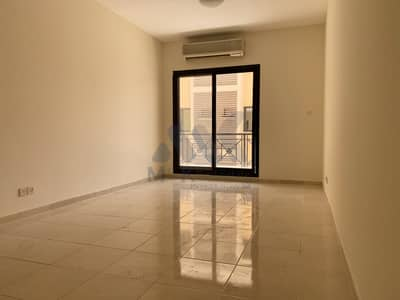 2 Bedroom Flat for Rent in Ras Al Khor, Dubai - One Month Free | Kitchen with balcony | Samari Residences