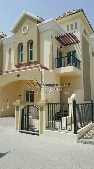 تاون هاوس 3 غرف نوم للايجار في مجمع دبي الصناعي، دبي - تاون هاوس في صحارى ميدوز 1 صحارى ميدوز مجمع دبي الصناعي 3 غرف 43000 درهم - 4731093