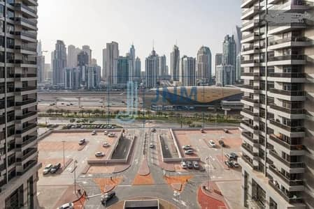 1 Bedroom Flat for Rent in Jumeirah Lake Towers (JLT), Dubai - 6 Cheques | 1 Bed + Laundry | Near Metro