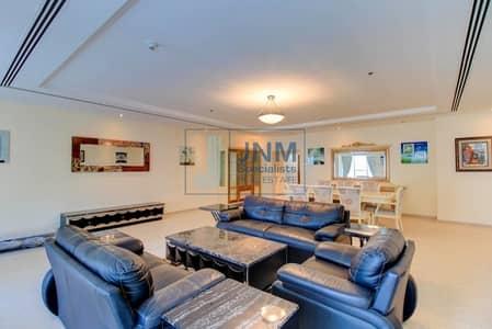 فلیٹ 4 غرف نوم للايجار في دبي مارينا، دبي - Luxury furnished Skyline | Spectacular sea view