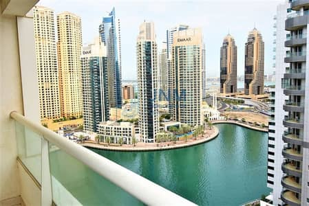2 Bedroom Apartment for Rent in Dubai Marina, Dubai - Partial Marina View  | Furnished | Great Price