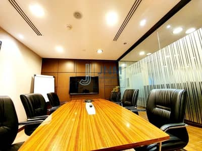 Office for Rent in Jumeirah Lake Towers (JLT), Dubai - Reduced Price | Fitted and Furnished Office
