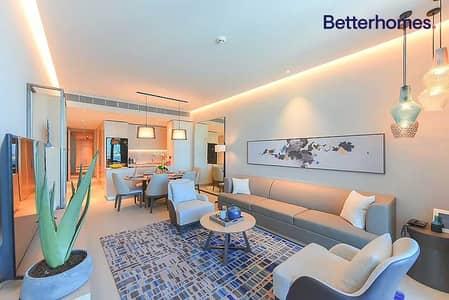 شقة 1 غرفة نوم للبيع في جميرا بيتش ريزيدنس، دبي - Seafront Address JBR  I Ready Soon I Serviced Unit