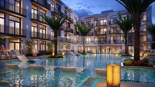 فلیٹ 1 غرفة نوم للبيع في قرية جميرا الدائرية، دبي - Best Price    1BR in Beverly Residence