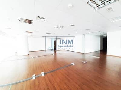 مکتب  للايجار في أبراج بحيرات الجميرا، دبي - Low Floor Fitted Office in Swiss |Multiple Options