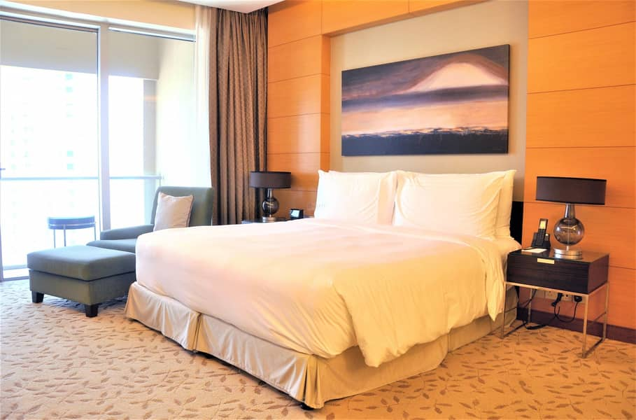 Luxury at Its Best ! Fully furnished & Serviced | Bills Included