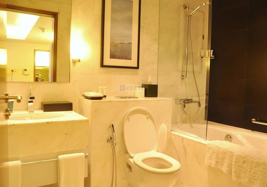 10 Luxury at Its Best ! Fully furnished & Serviced | Bills Included