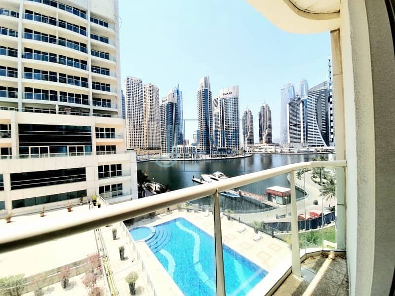 Exclusive 4 Beds + Maids | Amazing Full Canal View