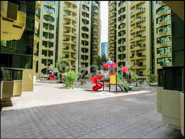 Beautiful Big Size Flat with Big Balcony For 300K For Sale in Al Rashidiya, Ajman. . . !