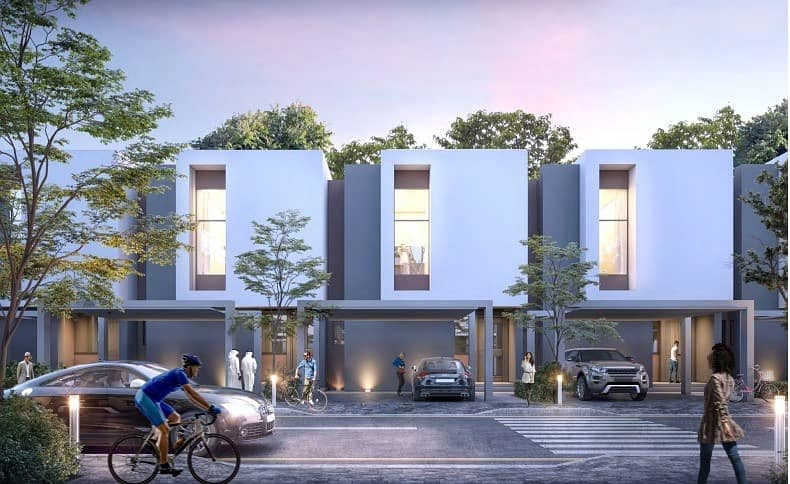 Captivating Two Bedroom Designed Townhouse  in Sharjah