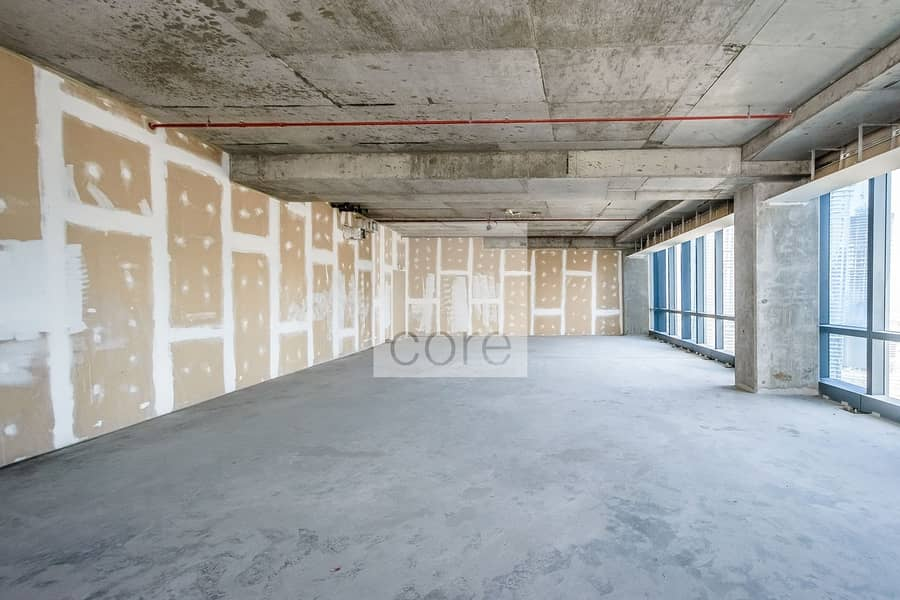 2 Shell and Core Office | High Floor | Parking