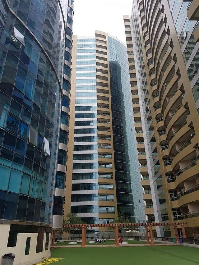 Good Offer !! Available Two bhk in Horizon Tower With Car Parking Sea View