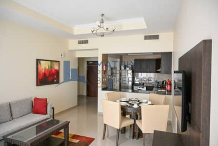 1 Bedroom Apartment for Rent in Arjan, Dubai - Gorgeous Furnished  apartment in Siraj Tower
