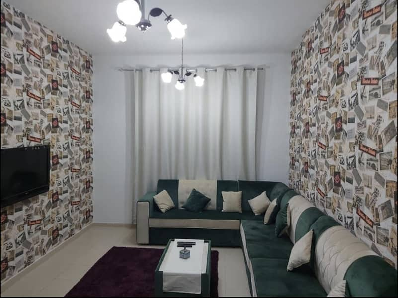 Move in ur luxury apartment with 8 years installments