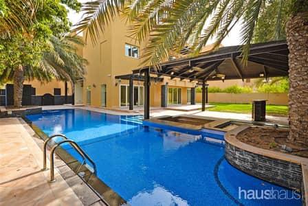 فیلا 5 غرف نوم للبيع في المرابع العربية، دبي - Stunning Pool & Jacuzzi | Well Maintained |