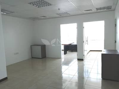 Semi- Furnished  Fitted Office   HDS Business Center   For Rent