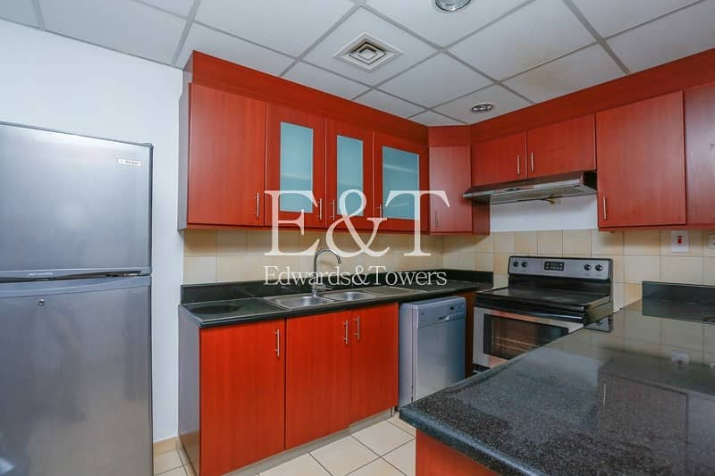 2 Unfurnished | Ready to Move In| High floor
