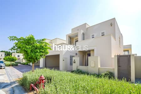 4 Bedroom Villa for Rent in Arabian Ranches 2, Dubai - Brand New| Light wood finish| Close to pool / park