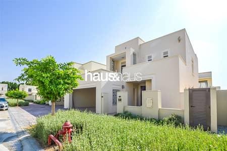 فیلا 4 غرف نوم للايجار في المرابع العربية 2، دبي - Brand New| Light wood finish| Close to pool / park