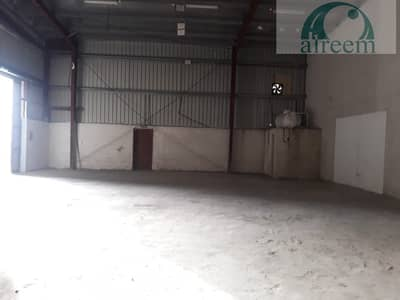 Warehouse for Rent in Al Qusais, Dubai - 2500 sqft Warehouse available Near ULH Sports and UKAY UKAY