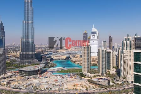 1 Bedroom Flat for Rent in Business Bay, Dubai - Ultra Modern Furnished l 1BR+Study l High Floor