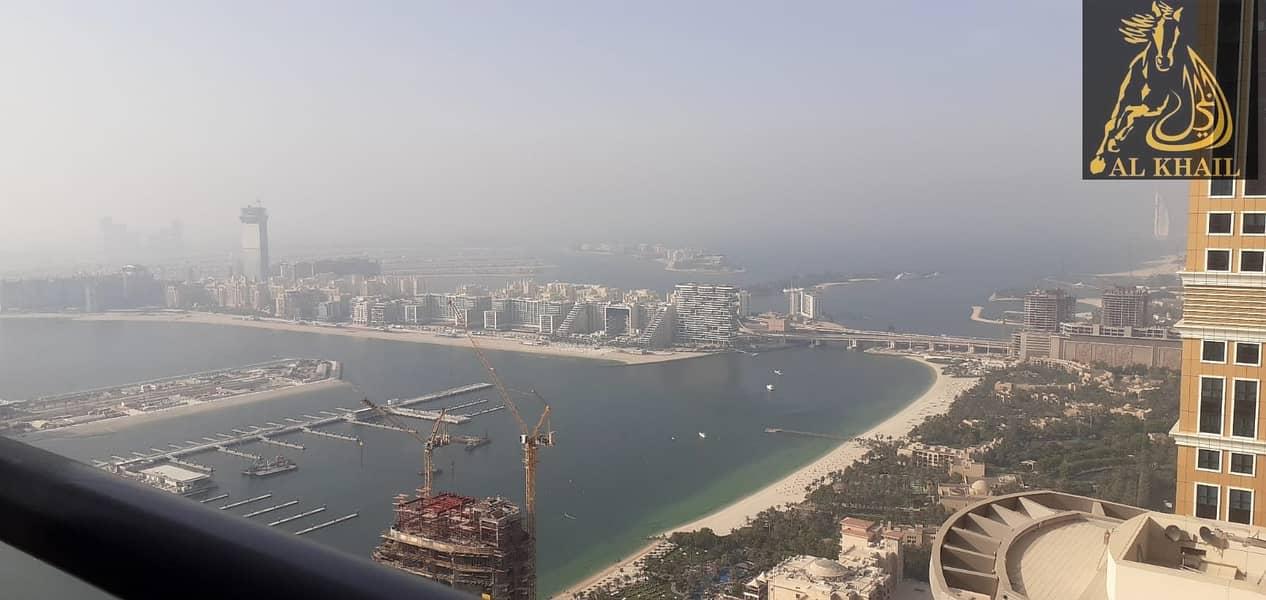 Full Sea View Gorgeous 1 Br Apt Princess Tower