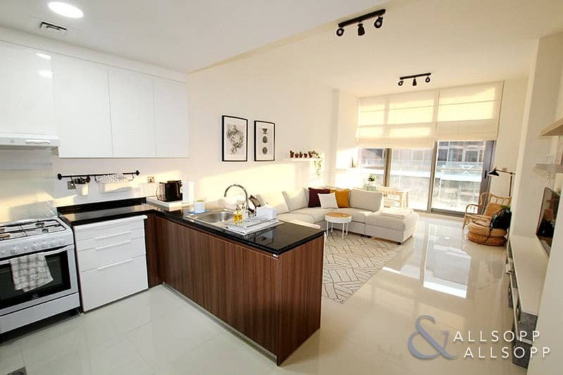 2 1 Bed | Brand New | Pool View | Tenanted