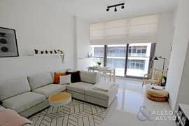 شقة في ياسمين A ياسمين داماك هيلز (أكويا من داماك) 1 غرف 700000 درهم - 4731698