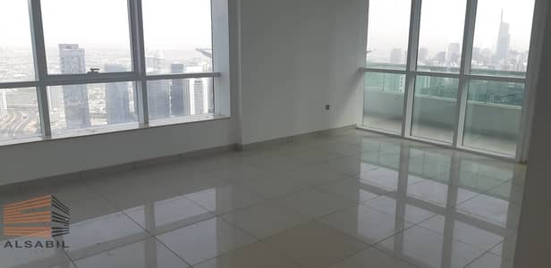3bedroom for rent in marina Pinnacle -AC free - 1month free
