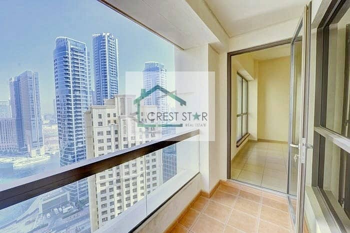 2 Prestigious 3 Bedroom | Community View in Marsa Dubai