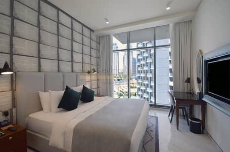 شقة فندقية 1 غرفة نوم للايجار في الخليج التجاري، دبي - Premium 1BR   All Bills Included   up to 6chks