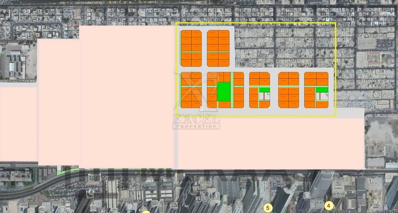 10 G+8 Freehold Residential Plot   Satwa Phase 4