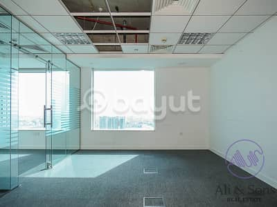 Office for Rent in Sheikh Zayed Road, Dubai - 4 Cheques | All Inclusive | 1 Month Free
