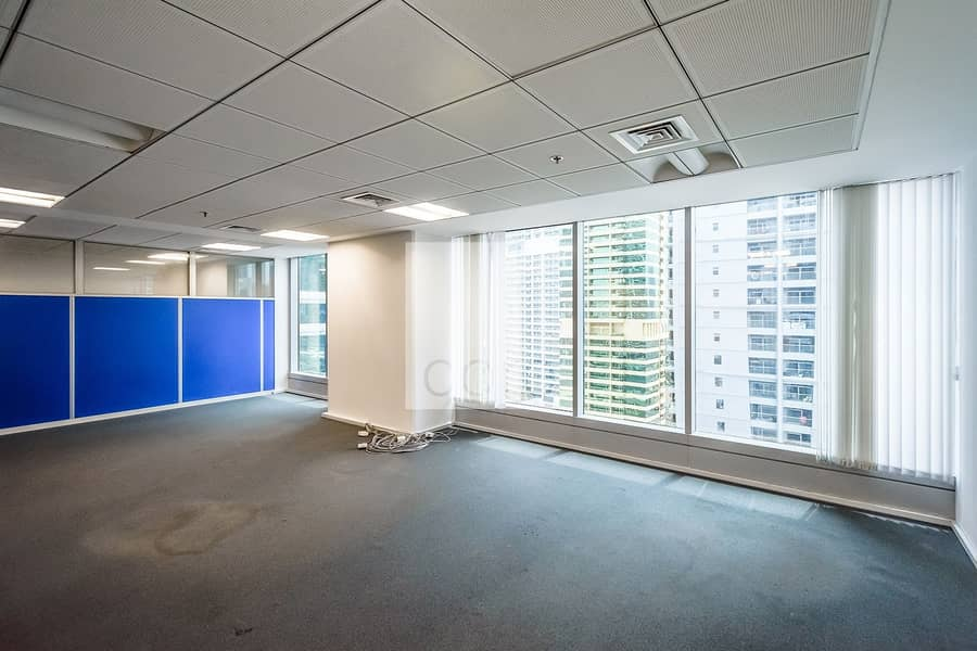 2 Fitted with Glass Partitions | Prime Location