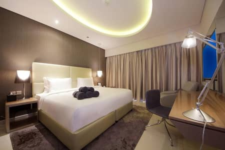 1 Bedroom Apartment for Rent in Barsha Heights (Tecom), Dubai - Deluxe One Bedroom I All Bills In I Free Cleaning.