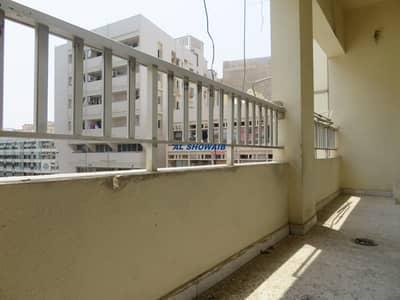 1 Bedroom Apartment for Rent in Bur Dubai, Dubai - 1 BHK NEAR GHUBAIBA BUS STATION BURDUBAI